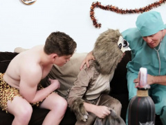 FamilyDick - Ginger Twink Gets His Tight Hole Plowed