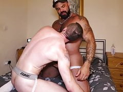 Daddy Dom + Twink Big Cock (Gay);Daddy (Gay);Hunk (Gay);Muscle (Gay);HD Videos;Gay Daddy (Gay);Gay Twink (Gay);Anal (Gay);Couple (Gay)