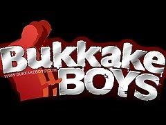 bukkake,facial,cumshot,bareback,gay,interracial,big dick,twink,anal,gangbang,compilation,Cumshots Bukkake boys...