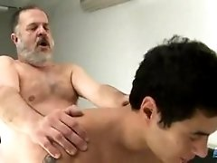 Party Planning Daddy bear;dad;daddy;twink;son;uncle;nephew;chub;father;boy;blowjob;fuck;hardcore;cum,Daddy;Twink;Gay