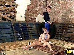 Slave toy Skyler... boykinky;amateur;twink;big-cock;masturbation;bondage;sex-toys;skyler-dallon;ashton-bradley,Twink;Big Dick;Gay