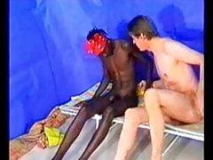 Crazy Mon ! Black (Gay);Twink (Gay);Blowjob (Gay);Handjob (Gay)