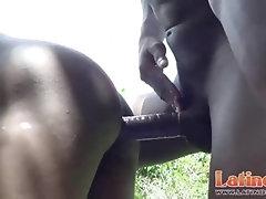 Lanky Latino... latinosfun;latin;twinks;latino;outdoor;anal,Twink;Latino;Blowjob;Gay