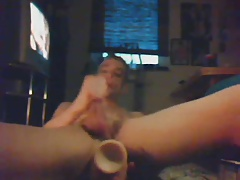 white socks dildo... Amateur (Gay);Masturbation (Gay);Men (Gay);Sex Toys (Gay);Twinks (Gay)