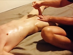 Edging a Twink... Twink (Gay);Handjob (Gay);Massage (Gay);Masturbation (Gay);Muscle (Gay);HD Videos