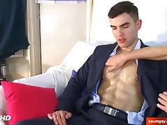Salesman in suit... keumgay;big-cock;european;massage;gay;hunk;jerking-off;handsome;dick;straight-guy;serviced;muscle;cock;get-wanked;wank,Massage;Euro;Twink;Muscle;Big Dick;Gay;Hunks;Straight Guys;Handjob