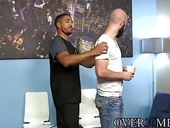 Lucky guy Mike Maverick has interracial sex with Lex Ryan