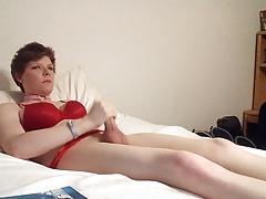 Sissy masturbation Amateur (Gay);Crossdressers (Gay);Twinks (Gay);HD Gays