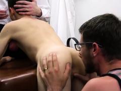 Punk boys gay porn movie Doctor's Office Visit