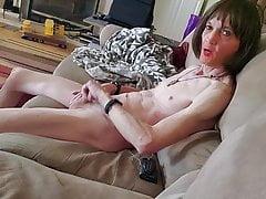 Twink (Gay);Amateur (Gay);Crossdresser (Gay);Handjob (Gay);Masturbation (Gay);Gay Facial (Gay);Skinny (Gay);American (Gay);HD Videos Bobbie is totally...