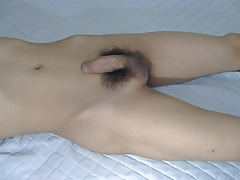 Masturbation (Gay);Twinks (Gay);Sex Toys (Gay);Men (Gay);Amateur (Gay) hole play