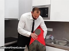 A Paddling for... Twink (Gay);Old+Young (Gay);Spanking (Gay);British Boys Fetish Club (Gay);Gay Spanking (Gay);HD Videos