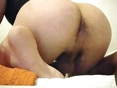 Straight gets his fingers in the ass for the first time