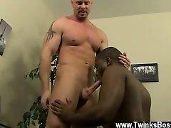 Punishment gay... black-hair;cut;gay-sex;large-dick;fucking;shaved-head;gay;twink;gay-porn;cum-jerking-off;anal;trimmed;interracial;jock,Twink;Gay;Interracial