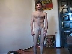 Twink (Gay);Amateur (Gay);Big Cock (Gay);Striptease (Gay) Dance and pose