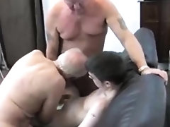 Blowjob (Gay),Daddies (Gay),Gays (Gay),Handjob (Gay) Two Grandpas And...
