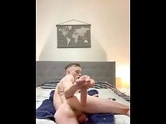 Destroying my... big-dick;gay;twink;dildo;toys;solo;self-pleasure;pornstar,Twink;Solo Male;Big Dick;Pornstar;Gay;Amateur;Handjob;Verified Amateurs,Blake Dyson